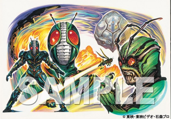 Kamen Rider Shin, ZO and J Blu-ray Releases Announced