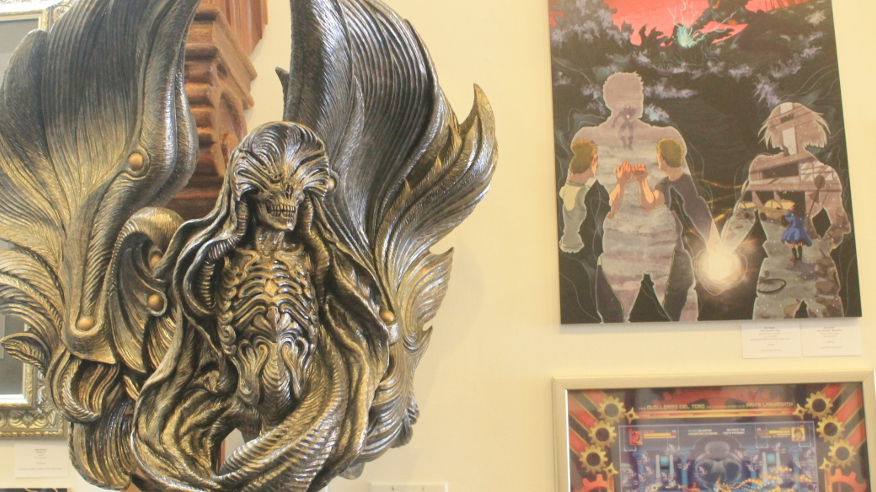 Gallery 1988 Pays Tribute to Guillermo Del Toro's Filmography
