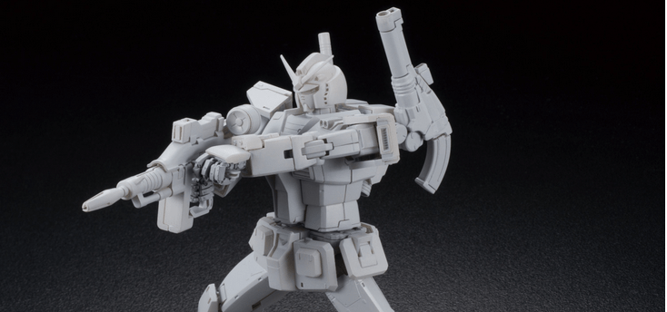 MG Gundam RX-78 Gunpla for Pre-Order