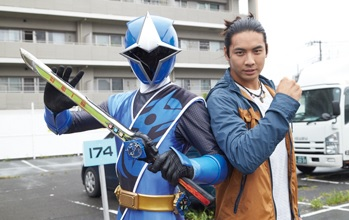 Dino Charge's Yoshi Sudarso to Appear in Ninninger