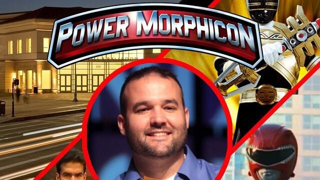 Austin St. John and David Fielding Announced for Power Morphicon 2016