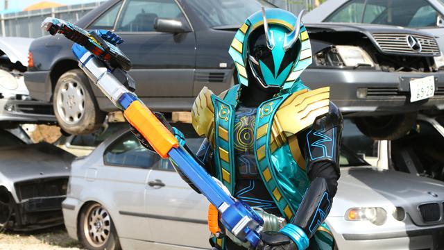 Next Time on Kamen Rider Ghost: Episode 8
