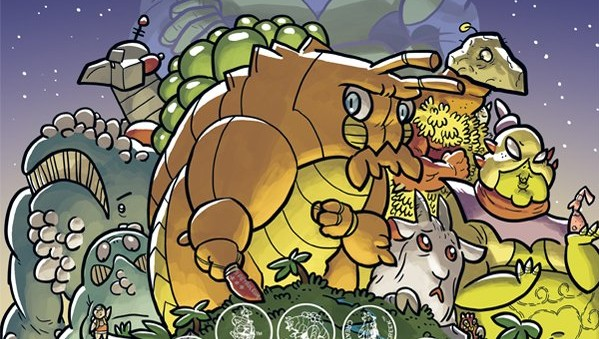 Kaijumax and Monstress Up for Comics Alliance Best of 2015