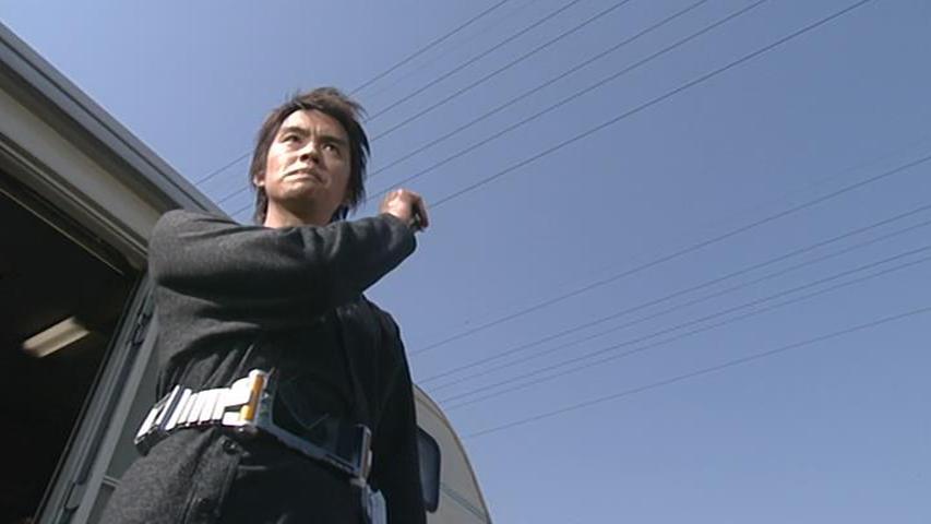 Kohei Murakami to Voice Bird Zyuman in Zyuohger
