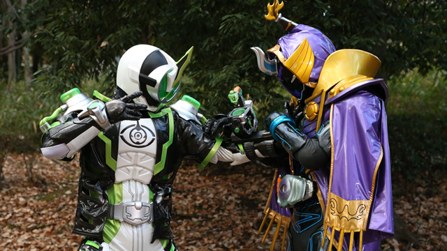 Next Time on Kamen Rider Ghost: Episode 17