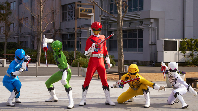 Zyuohger 2a