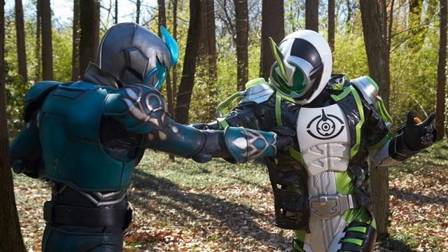 Next Time on Kamen Rider Ghost: Episode 25