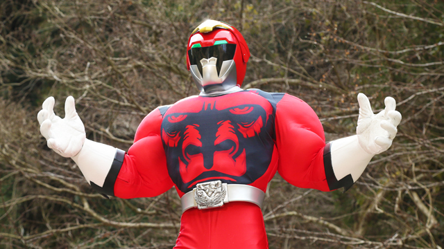 Zyuohger 5a