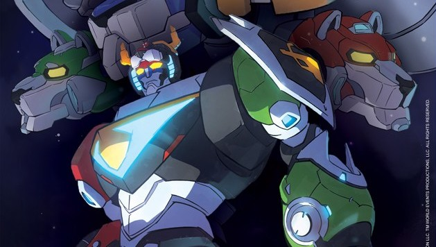 DreamWorks' Voltron Gets Comic Spin-Off