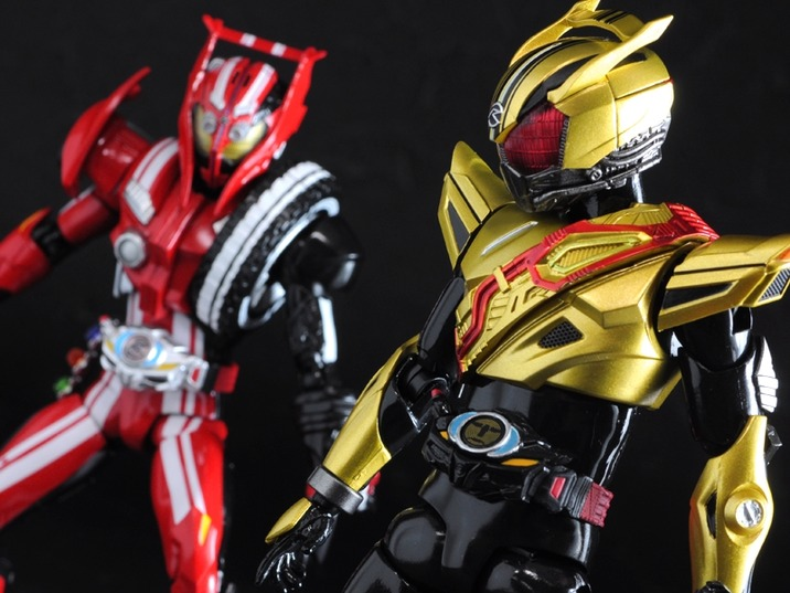 S.H. Figuarts Gord Drive Update Teases Type Tridoron Release