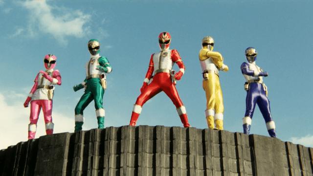 Shout Factory TV Announces Dairanger Marathon