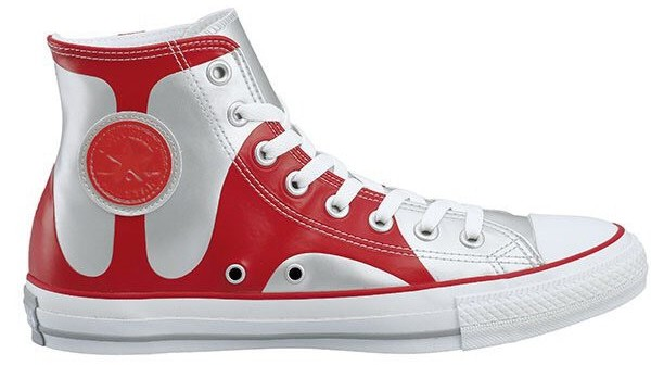 Ultraman Teams Up With Converse