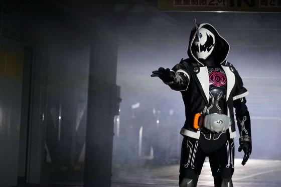 Kamen Rider Ghost's 'Greatest Enemy' Dark Ghost Revealed