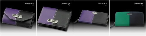 half and half windscale purses