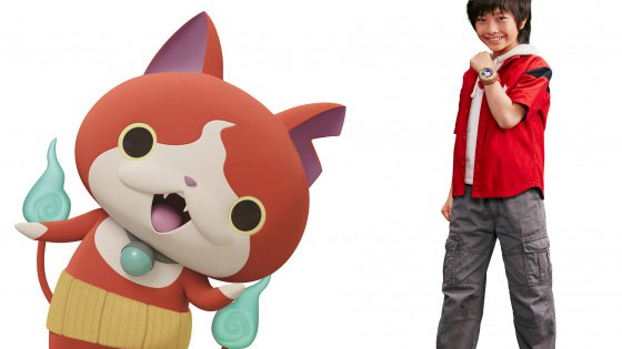 """Juicy Kid"" Selected for Lead Role in Live Action Yo-Kai Watch Film"