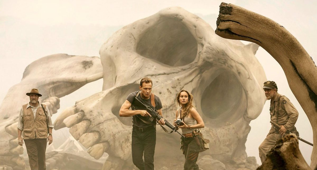 Kong: Skull Island Trailer Premieres at SDCC 2016