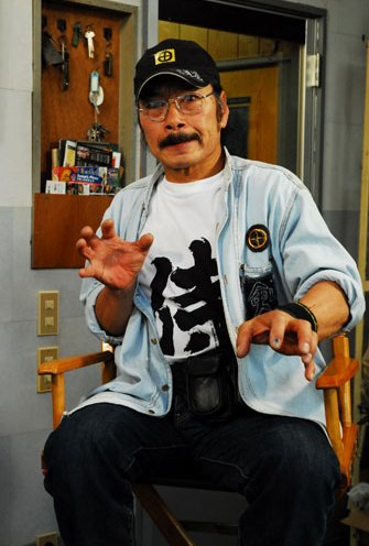 Kenpachiro Satsuma (CR: Japan Visitor Blog)