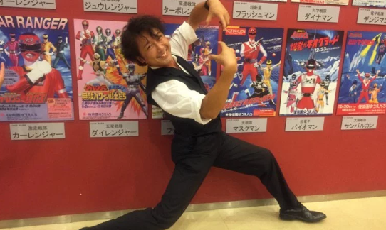 This Week in Toku Actor Blogs [9/11 to 9/17]