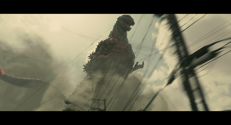 Shin Godzilla Extends Its Limited Run for an Additional Week