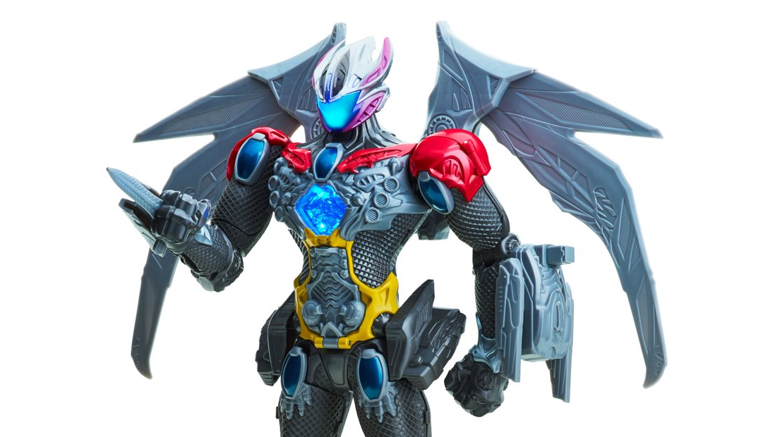 Power Rangers Movie Megazord Interactive Toy Revealed