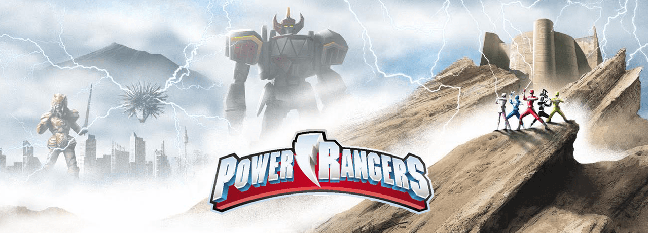 iam8bit Partners with Saban for Special Edition Power Rangers Merchandise