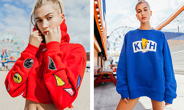 Kith's Power Rangers Fashion Collection