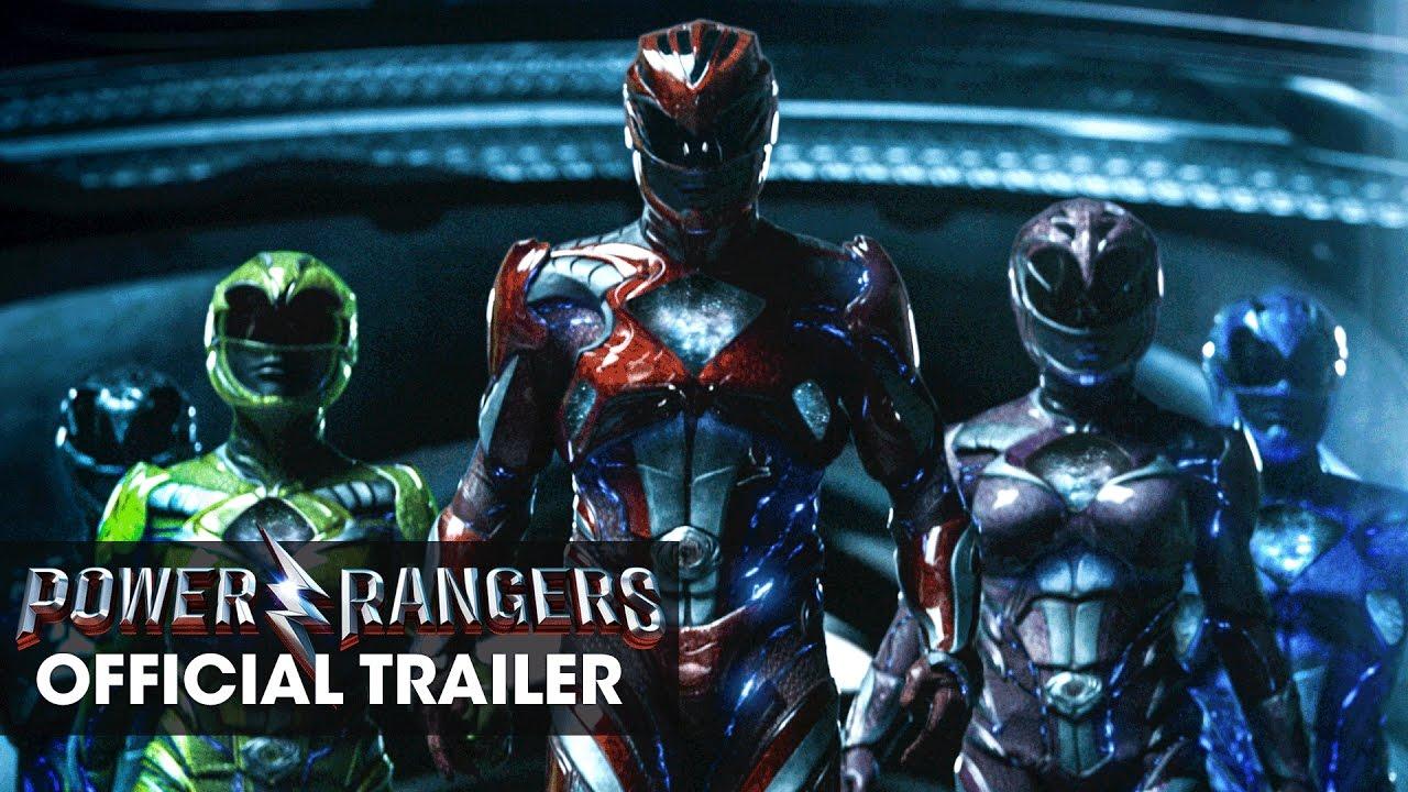 New Power Rangers Movie Trailer