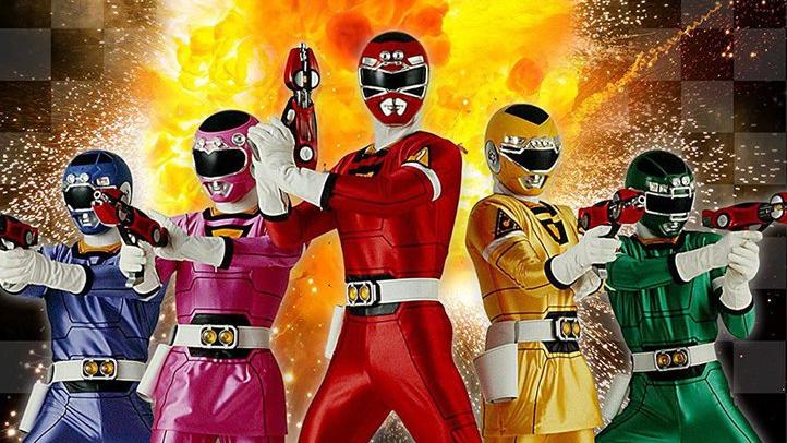 Gekisou Sentai Carranger US DVD Release Revealed