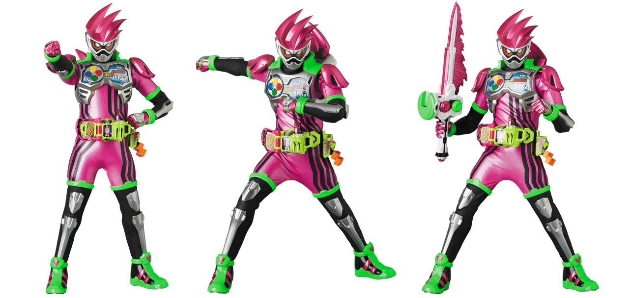 RAH Genesis Kamen Rider Ex-Aid Figure Announced