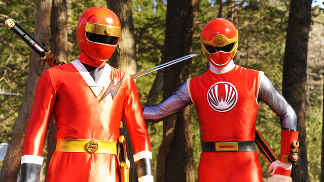 Season 2 of Power Rangers Ninja Steel to Cameo Past Rangers