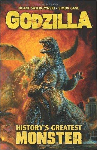 Godzilla Historys Greatest Monster