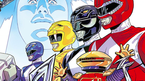 Comics Corner: BOOM! Studios re-releases NYCC exclusive Mighty Morphin Power Rangers 2016 Annual #1