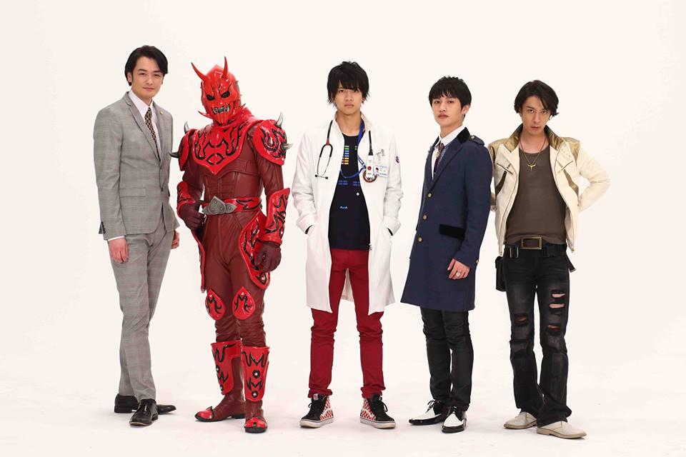 Familiar Faces Return For Chou Super Hero Taisen