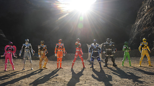Kyuranger Moves Into 'Earth Liberation' Story Arc