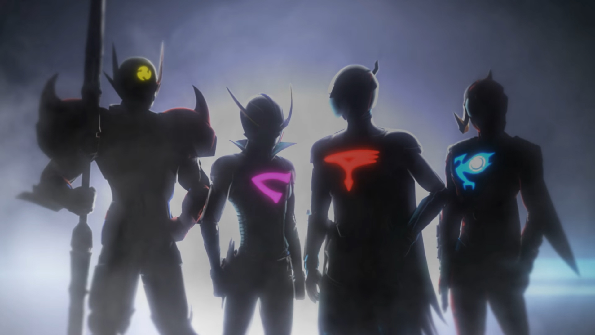 Tatsunoko's Infini-T Force Anime Series to Start in October