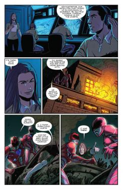 Saban's Power Rangers - Aftershock_Preview_15
