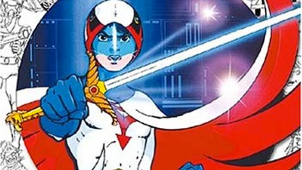 Gatchaman Fighter Anime DVD Release from Sentai Filmworks Announced