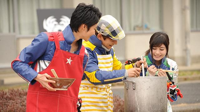 Next Time on Uchu Sentai Kyuranger: Episode 8