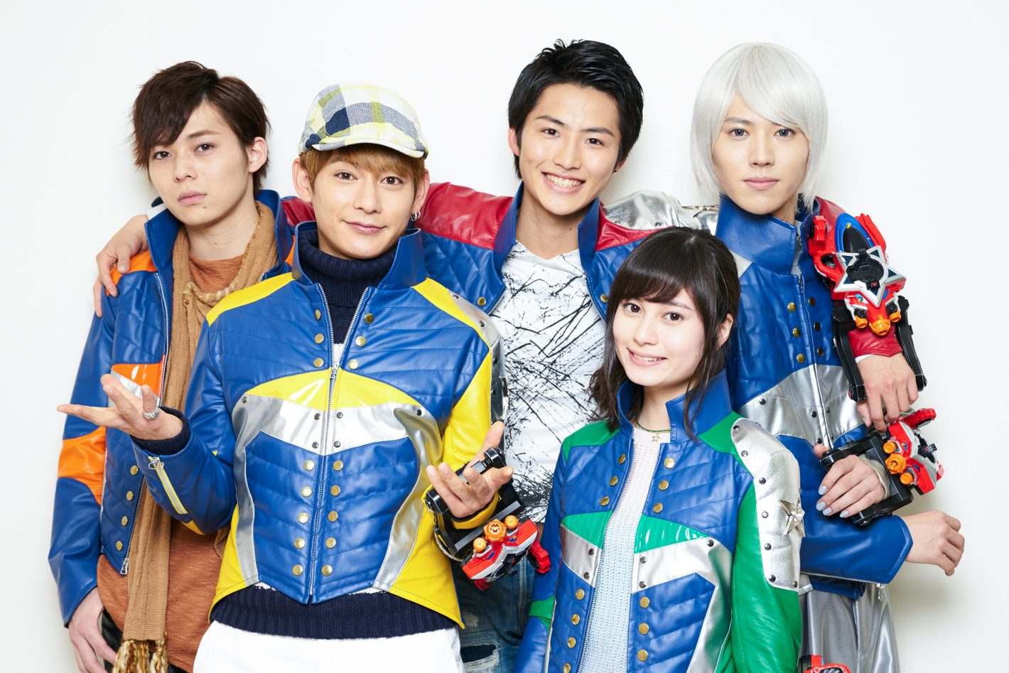Kyuranger Cast Describes their Recent Obsessions