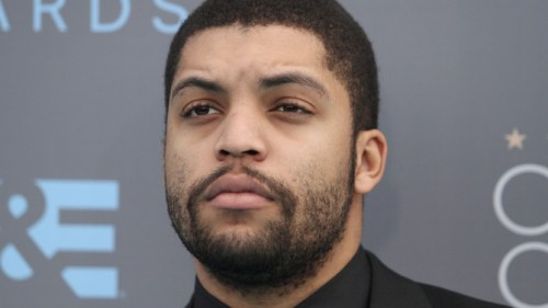 Photo by Matt Baron/BEI/Shutterstock (5541875pw) O'Shea Jackson Jr. 21st Annual Critics' Choice Awards, Arrivals, Los Angeles, America - 17 Jan 2016