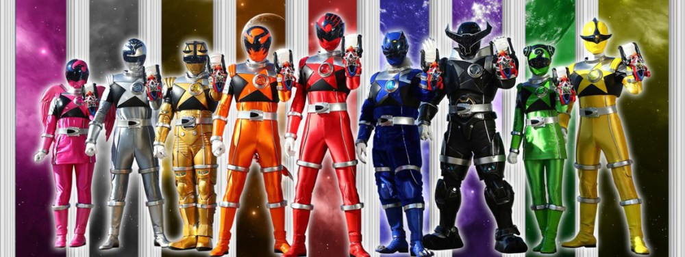 From a fan wallpaper - http://phonenumber123.deviantart.com/art/Uchuu-Sentai-Kyuranger-wallpaper-653849361