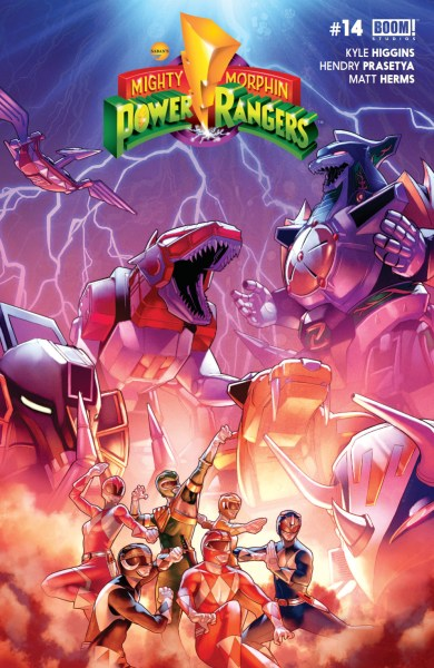PowerRangers_014_COVER_A