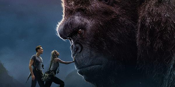 Kong: Skull Island Blu-Ray Set Announced