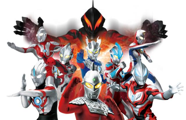 Ultraman Festival 2017 Starts in July