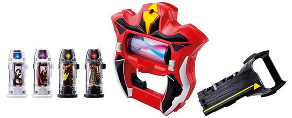 Bandai Releases Product Information for Ultraman Geed's DX Geed Riser