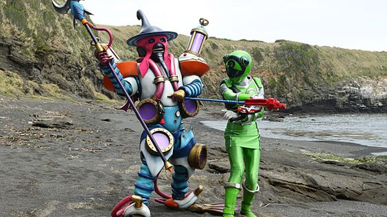 Next Time on Uchu Sentai Kyuranger: Episode 15
