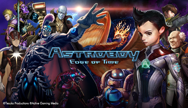 AstroBoy Edge of Time