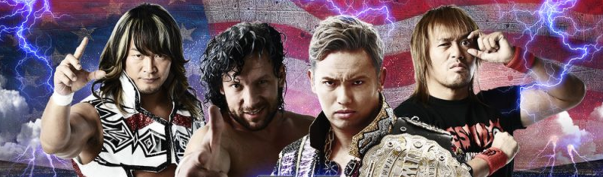 New Japan Pro Wrestling announces matches for G1 Special in USA