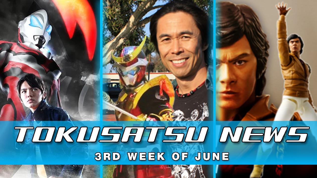 Ultraman Geed + Ichijoji SHFiguart + Michi Yamato & Fujiyama Ichiban Announced – Weekly News Roundup