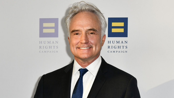 Mandatory Credit: Photo by Rob Latour/REX/Shutterstock (8524203bn) Bradley Whitford The Human Rights Campaign Gala Dinner, Arrivals, Los Angeles, USA - 18 Mar 2017